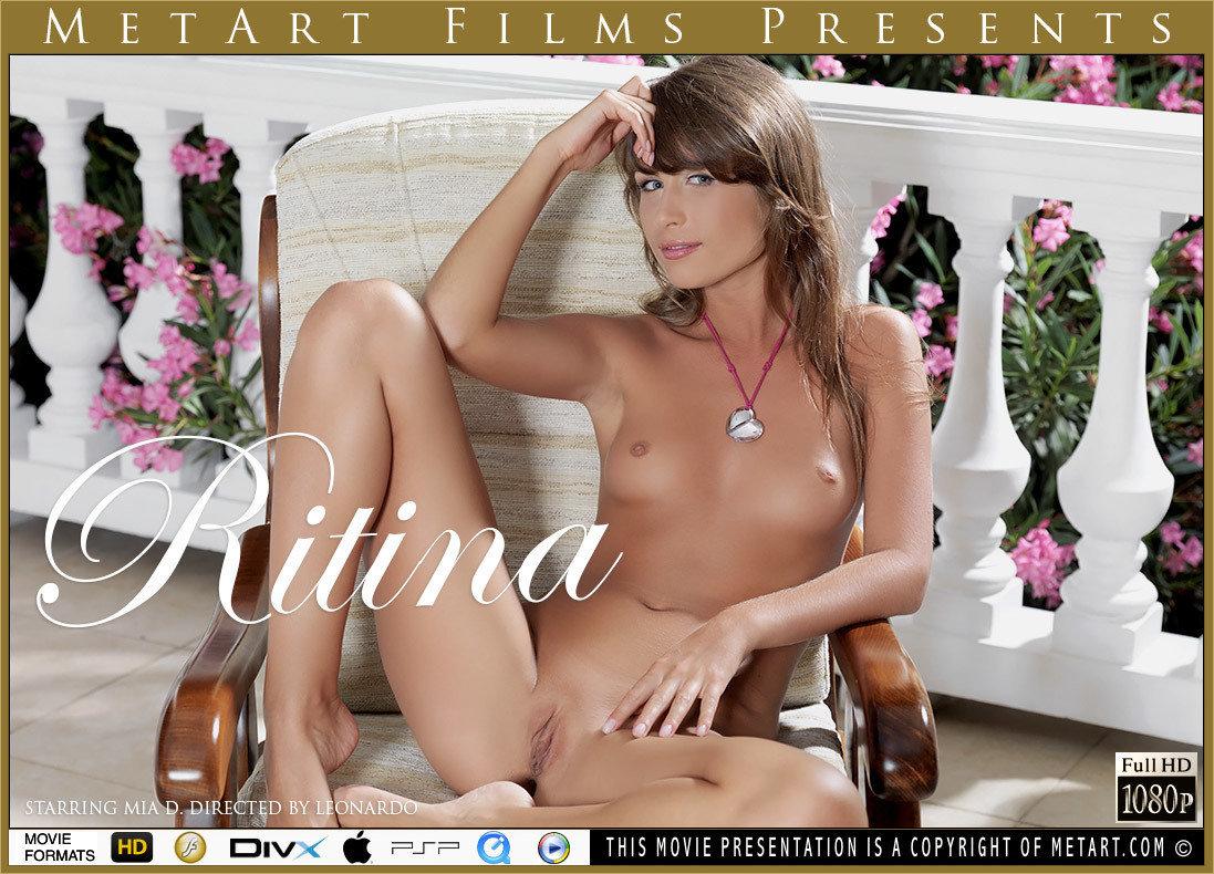 Full HD Video Ritina - Mia D MetArt unattired buck naked
