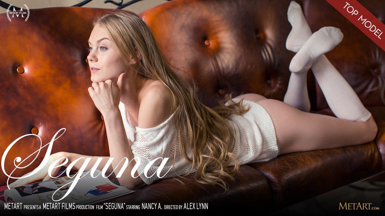 Full HD Video Seguna - Nancy A MetArt moving lecherous big breasts