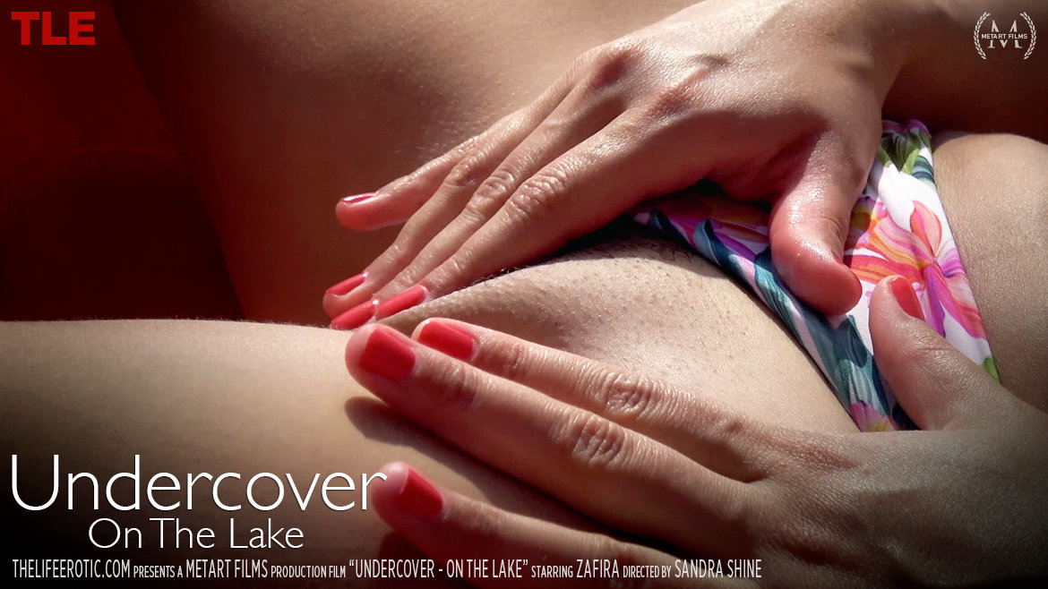 Full HD Video Undercover - On The Lake - Zafira TheLifeErotic stark marvelous small titties
