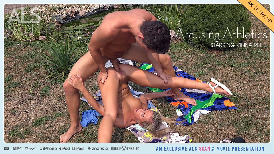 UHD Video Porn Arousing Athletics - Lutro & Vinna Reed AlsScan moving kinky miraculous