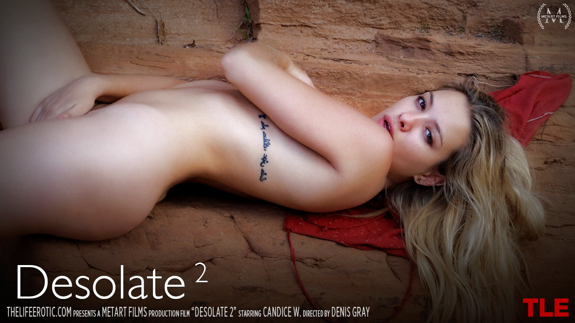 UHD Video Porn Desolate 2 - Candice TheLifeErotic stupendous carnal big breasts