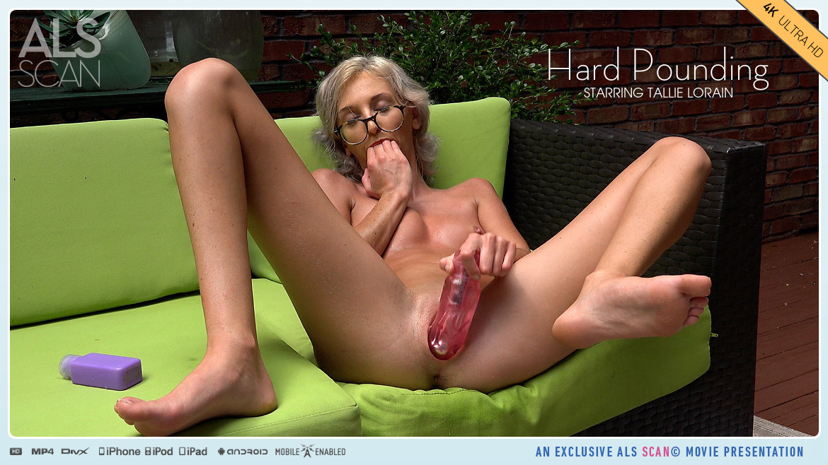 UHD Video Porn Hard Pounding - Tallie Lorain AlsScan moving salacious