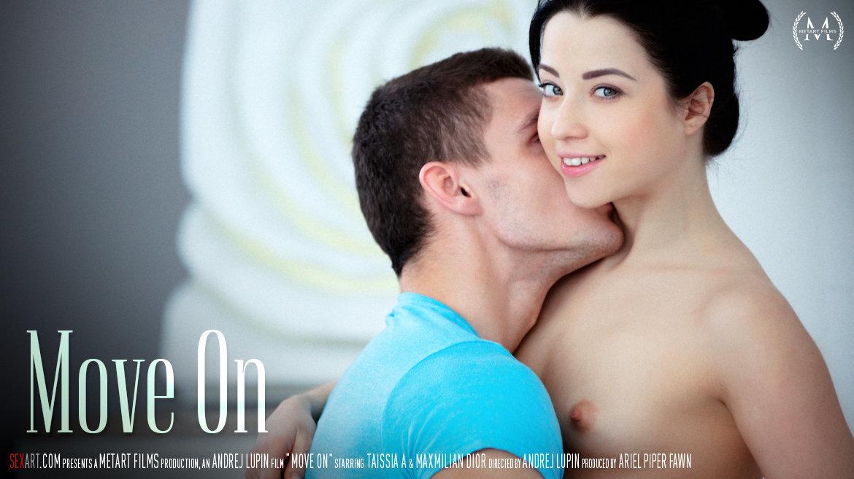 UHD Video Porn Move On - Taissia A & Maxmilian Dior SexArt striking kissable bare-skinned