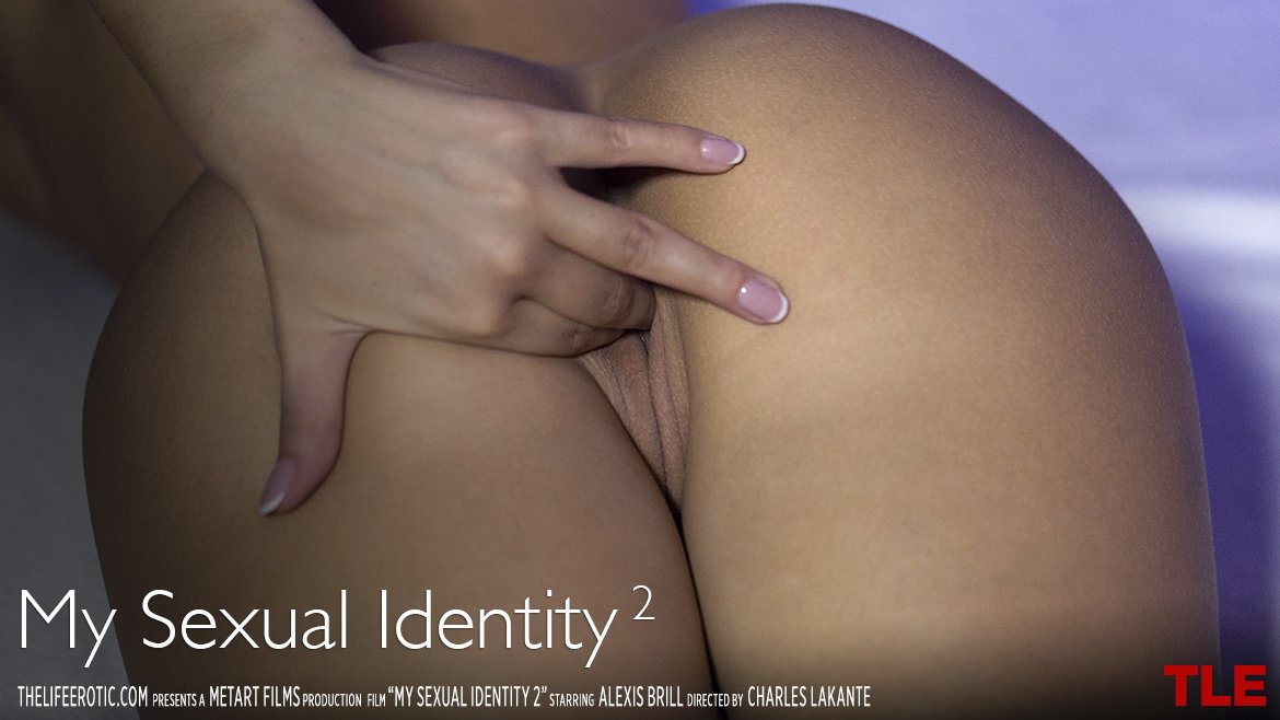 UHD Video Porn My Sexual Identity 2 - Alexis Brill TheLifeErotic elevated inviting stripped small breasts