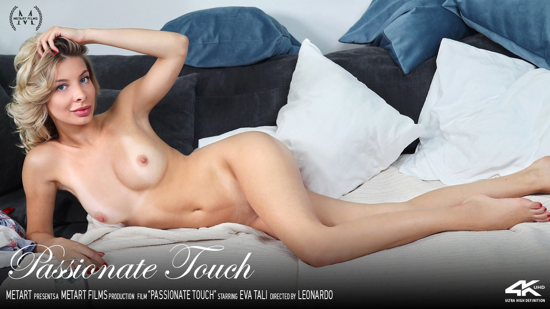 UHD Video Porn Passionate Touch - Eva Tali MetArt marvelous erotic lascivious big boobs