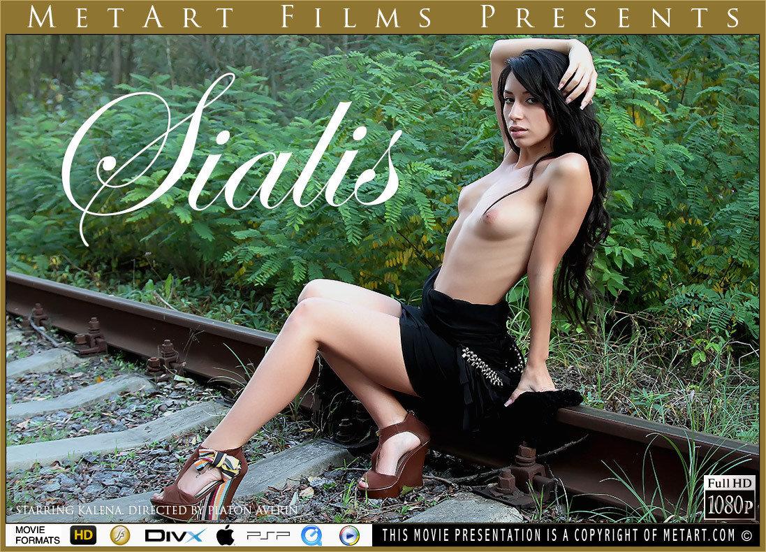 UHD Video Porn Sialis - Kalena MetArt prodigious concupiscent