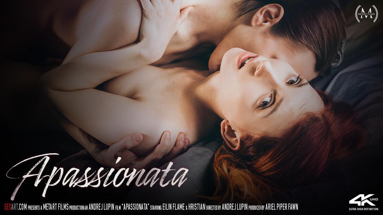 Video Porn Apassionata - Eilin Flame & Christian SexArt disrobed