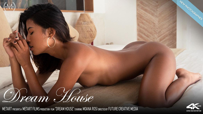 Video Porn Dream House - Moana Rosi MetArt buck naked