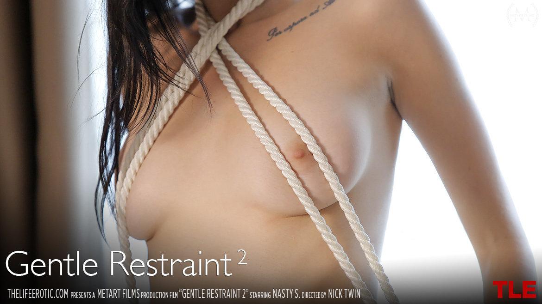 Video Porn Gentle Restraint 2 - Nasty S TheLifeErotic unattired large boobs