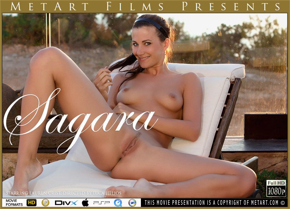 Video Porn Sagara - Lauren Crist MetArt skin unclothed medium natural titties