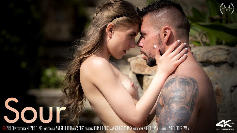 Video Porn Sour - Bonnie Dolce & Angelo Godshack SexArt dishabille
