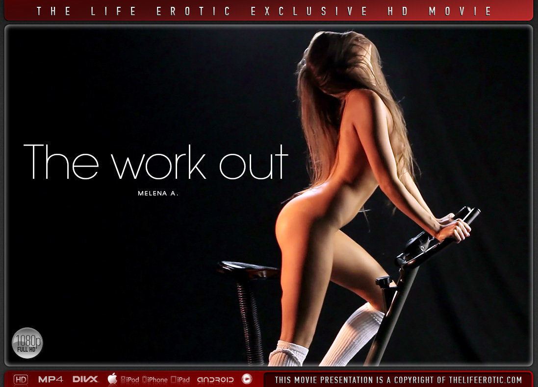 Video Porn The Work Out - Melena A TheLifeErotic naked spicy small naturalboobs